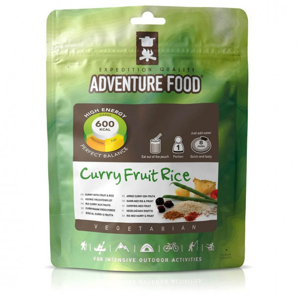 Adventure Food - Curry Fruit Rice