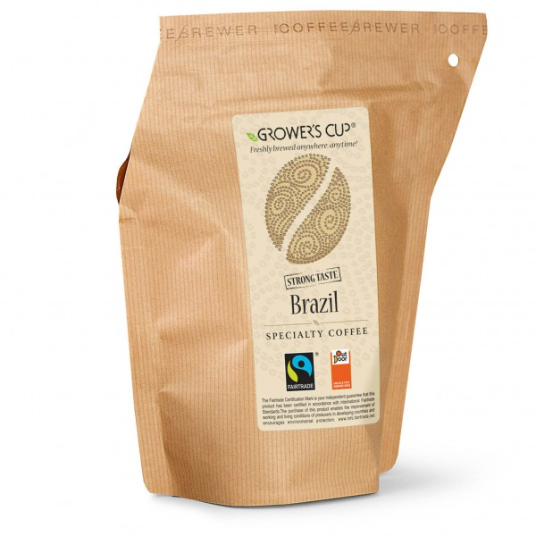 Grower's Cup - Arabica Kaffee - Outdoor coffee