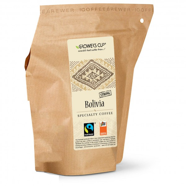 Grower's Cup - Arabica Kaffee - Outdoorkaffee