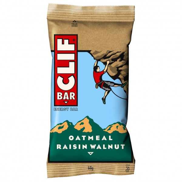 Clif Bar - Oatmeal Raisin Walnut - Energiegel