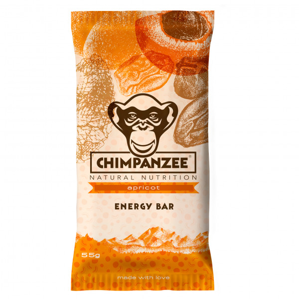 Chimpanzee - Energy Bar Apricot