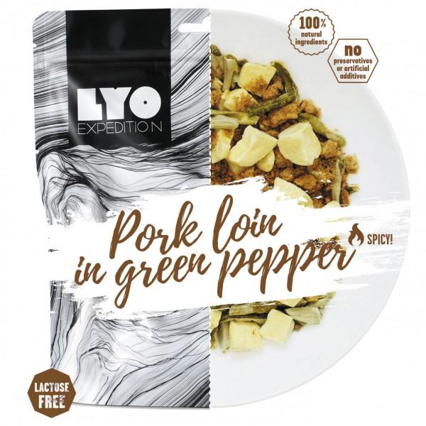Lyo Food - Schweinelende In Grüner Pfeffersauce