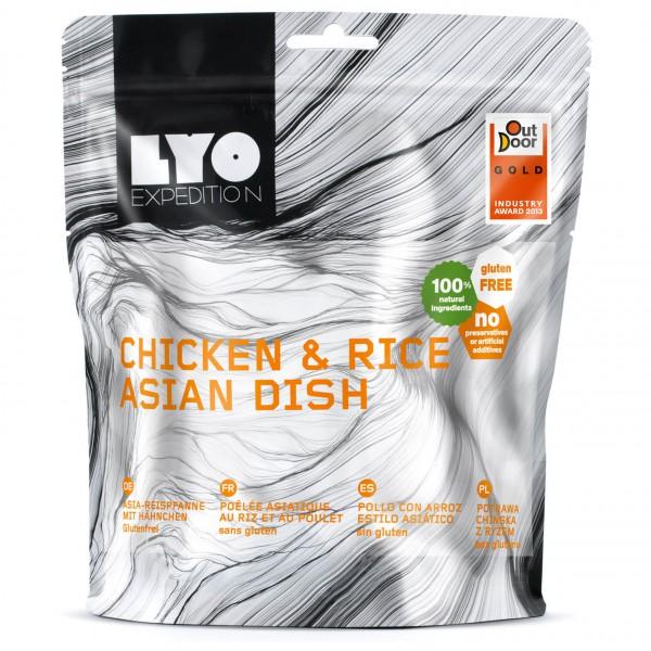 Lyo Food - Asia Reispfanne Mit Hähnchen