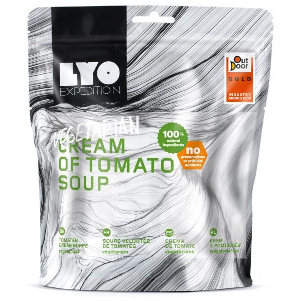 Lyo Food - Tomaten Cremesuppe