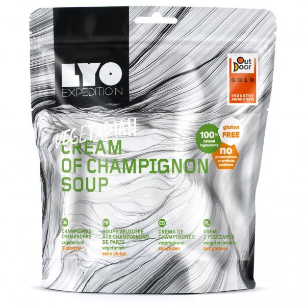 Lyo Food - Champignon Cremesuppe