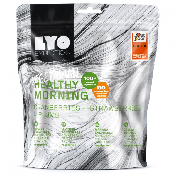 Lyo Food - Gesund Am Morgen - Muesli