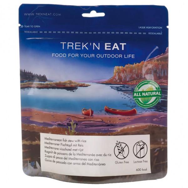 Trek'n Eat - Mediterraner Fischtopf mit Reis -Hauptgericht