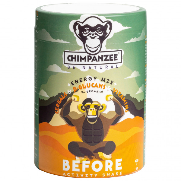 Chimpanzee - Quick Mix Shake Honey / Cereals / Cocoa