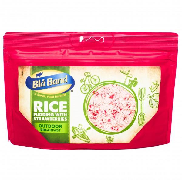 Bla Band - Milchreis Mit Erdbeeren - Rice pudding