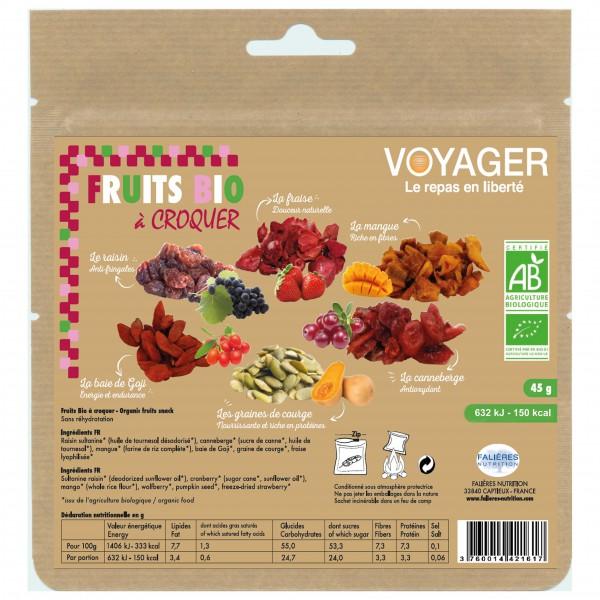 Voyager - Bio Obst