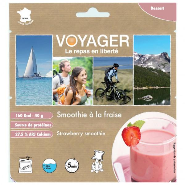 Voyager - Erdbeer-Smoothie