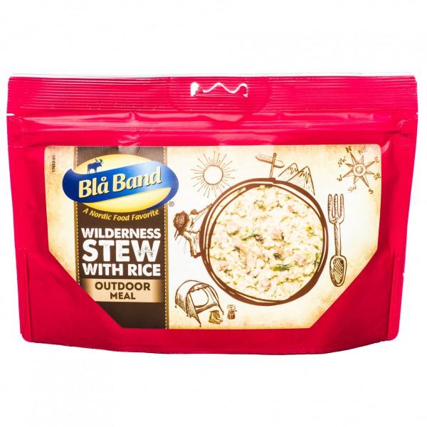 Bla Band - Wildnis Eintopf Mit Reis - Rice dish