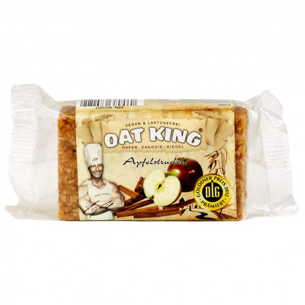 Oat King - Apfelstrudel - Energy bar