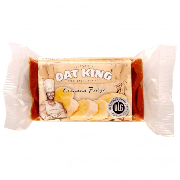 Oat King - Banana Fudge - Energieriegel