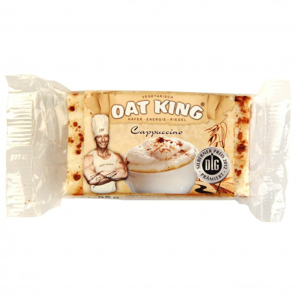 Oat King - Cappucino - Energy bar