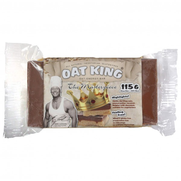 Oat King - Das Meisterstück - Energy bars