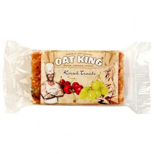 Oat King - Kirsch Traube - Energy bars