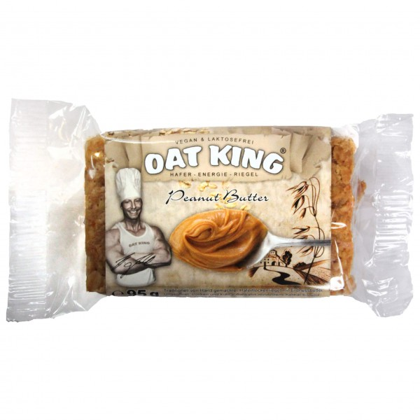 Oat King - Peanut Butter - Barres énergétiques