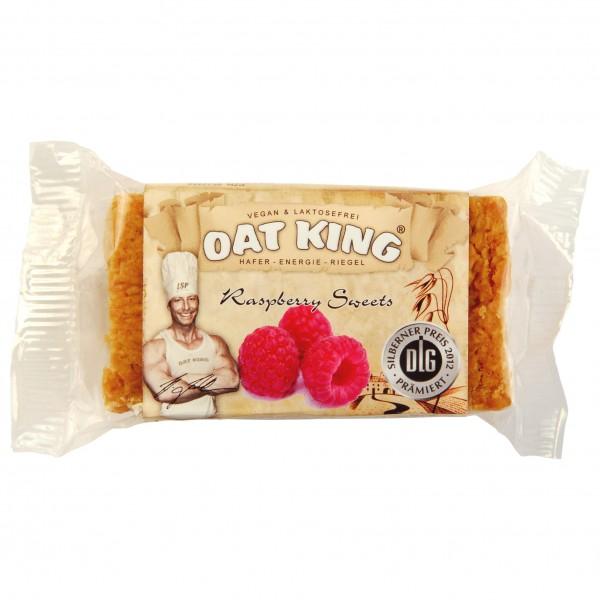 Oat King - Raspberry Sweets - Barre énergétique