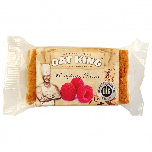 Oat King - Raspberry Sweets - Barres énergétiques