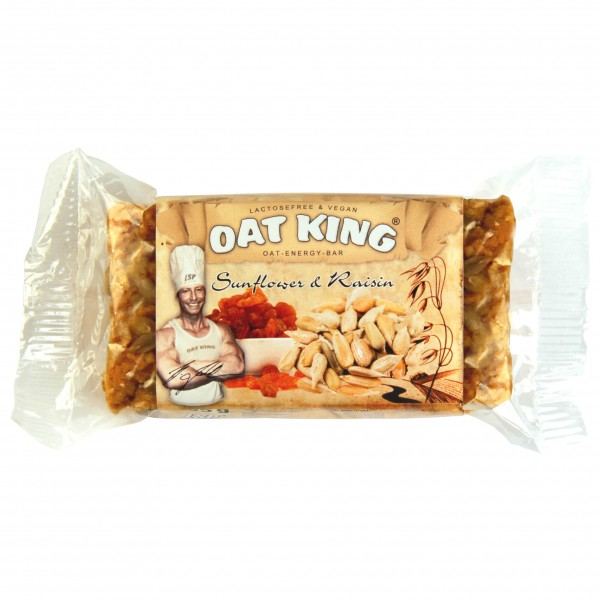 Oat King - Sunflower & Raisin - Energiegel