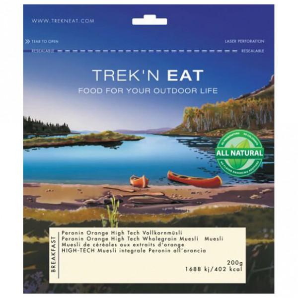Trek'n Eat - High Tech Vollkornmüsli mit Peronin Orange