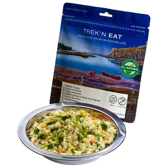 Trek'n Eat - Couscous Mit Gemüse - Groentegerecht