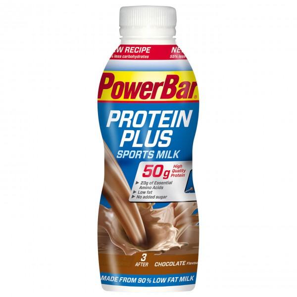 PowerBar - Proteinplus Sports Milk Schokolade - Melkdrank
