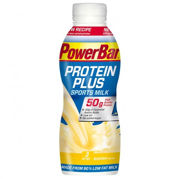 PowerBar - Proteinplus Sports Milk Banane - Melkdrank
