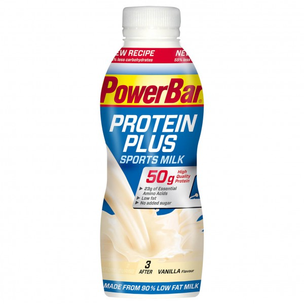 PowerBar - Proteinplus Sports Milk Vanille - Boisson lactée