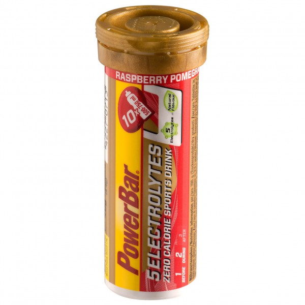 PowerBar - 5 Electrolytes Raspberry-Pomegranate