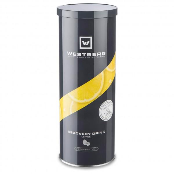 Westberg - Recovery Drink Lemon - Juomajauhe