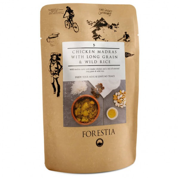Forestia - Chicken Madras Pouch