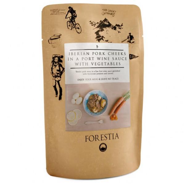 Forestia - Iberian Pork Cheeks Pouch