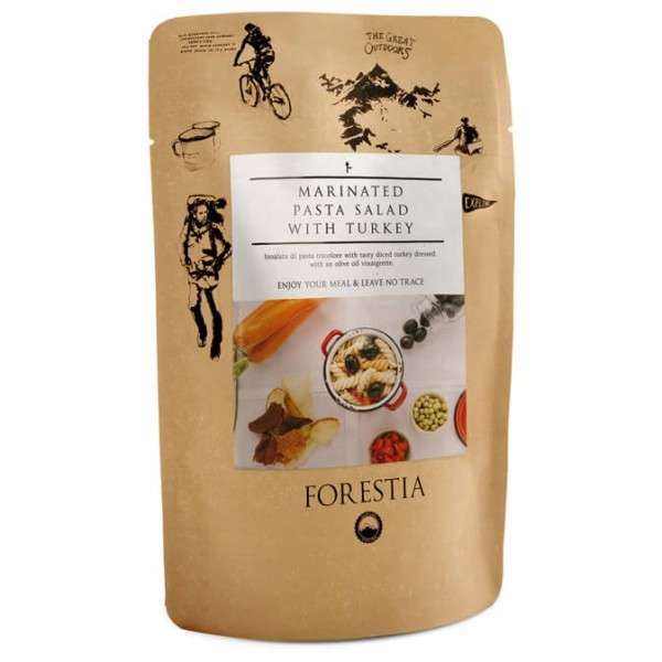 Forestia - Marinated Pasta Salad Pouch