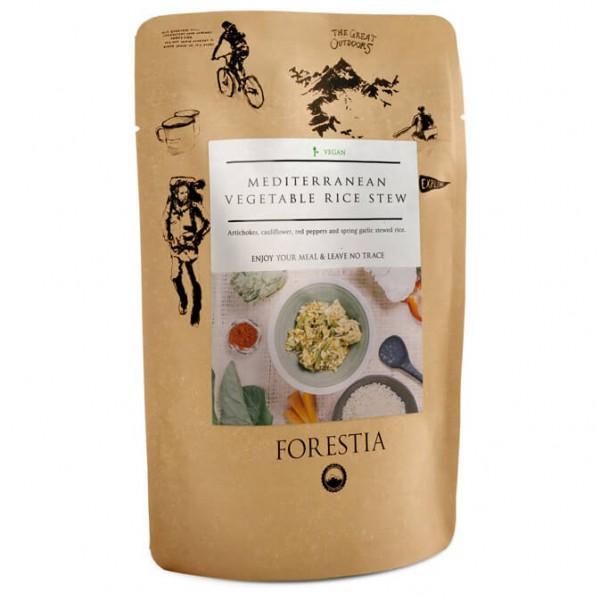 Forestia - Mediterranean Vegatebale Rice Stew Pouch