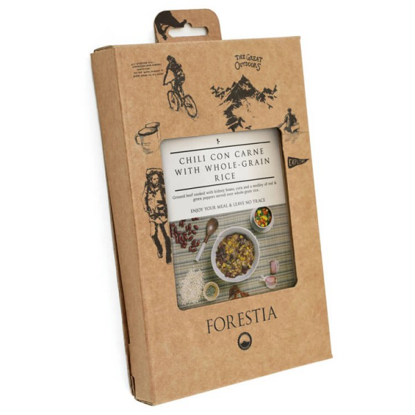 Forestia - Chili Con Carne Self-Heating Meal