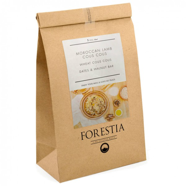Forestia - Cous Cous Self-Heating Meal