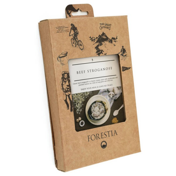 Forestia - Stroganoff Self-Heating Meal