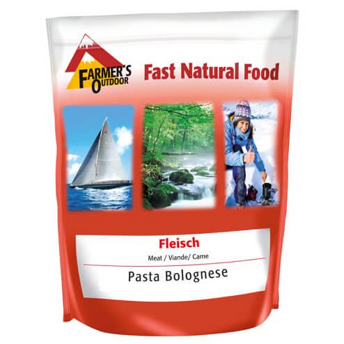 Farmer's Outdoor - Pasta Bolognese