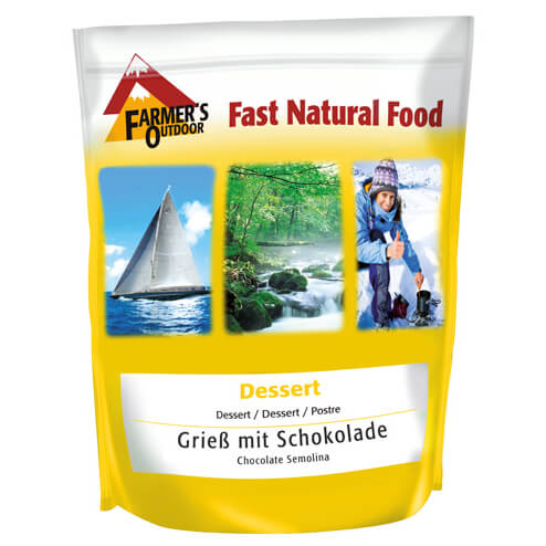 Farmer's Outdoor - Schokogriess