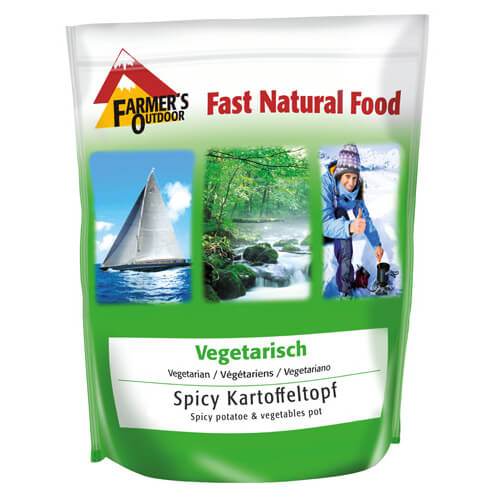 Farmer's Outdoor - Spicy Kartoffeltopf