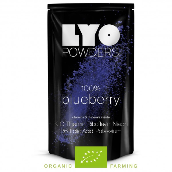 Lyo Food - Organic Blueberry Powder