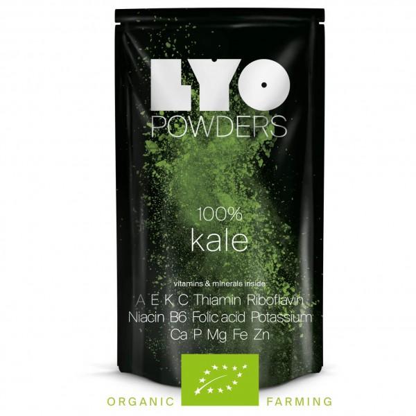 Lyo Food - Organic Kale Powder - Nahrungsergänzungsmittel
