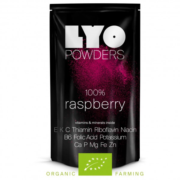 Lyo Food - Organic Raspberry Powder