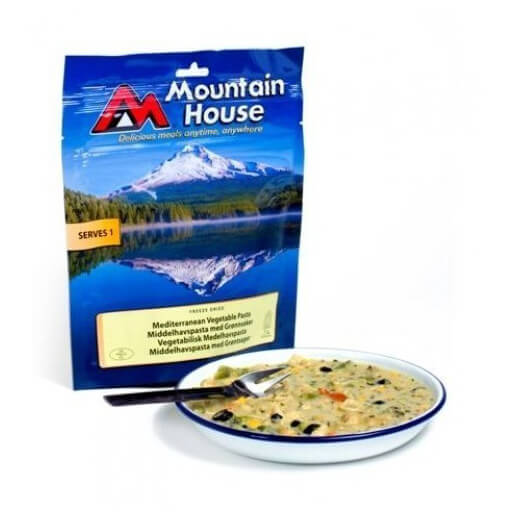 Mountain House - Mediterrane Gemüsepasta