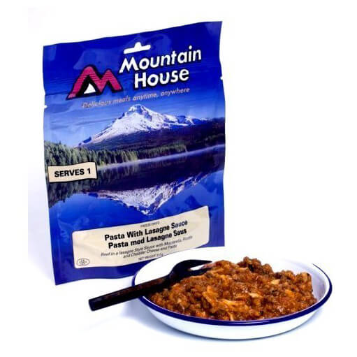 Mountain House - Pasta Lasagne