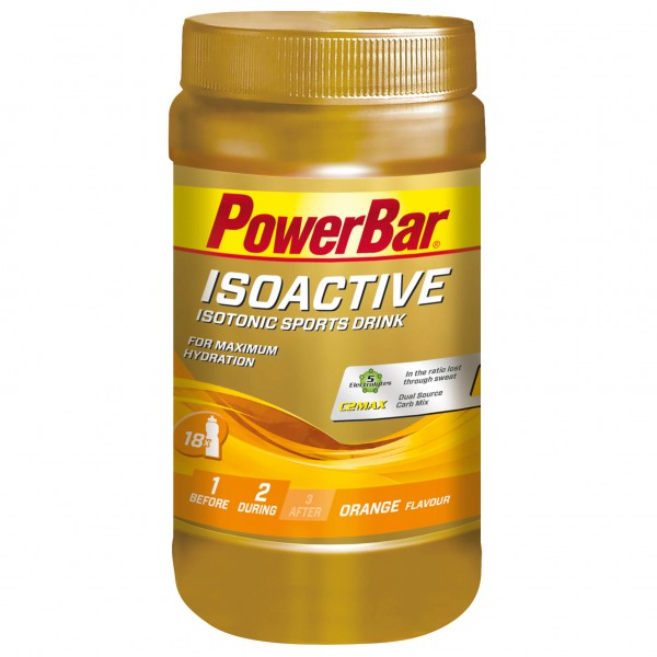 PowerBar - Isoactive Orange - Isodrank