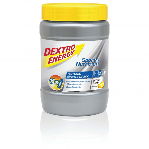 Dextro Energy - Isotonic Sports Drink Citrus Fresh - Drank