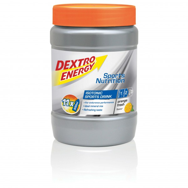 Dextro Energy - Isotonic Sports Drink Orange Fresh - Drank